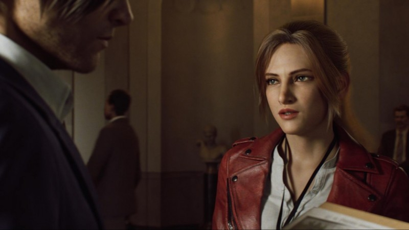 New Resident Evil TV Series Trailer Revealed For Infinite Darkness - Game  Informer