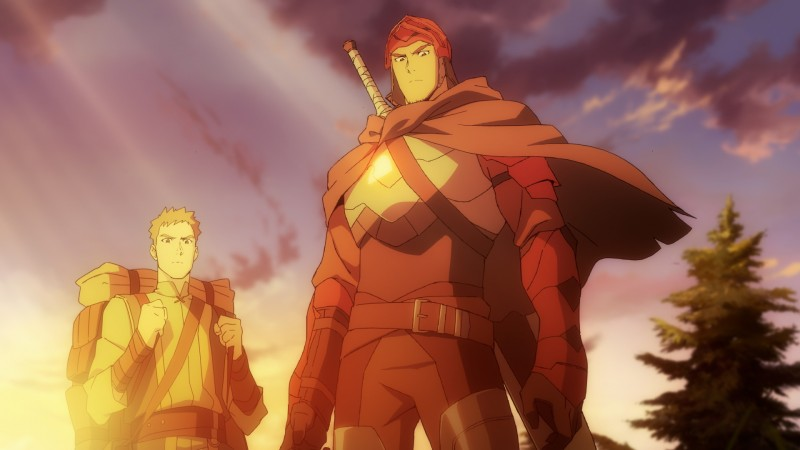 Netflix's Dota Anime, Dragon's Blood, Is Getting A Season 2