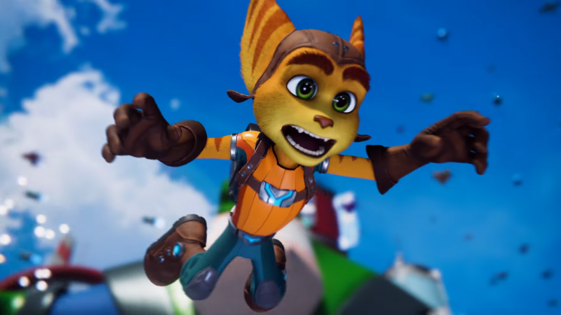 New Ratchet & Clank: Rift Apart Gameplay Video Shows Off More About Weapons And Traversal