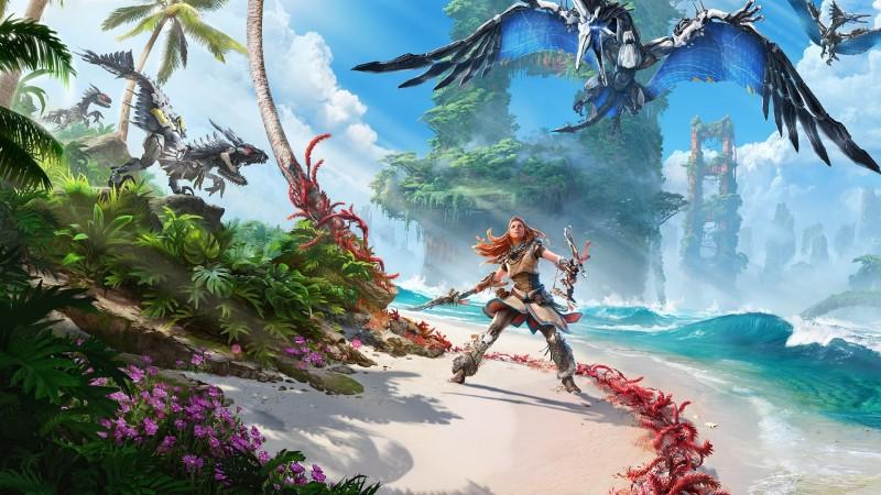 Horizon Forbidden West's Combat And Exploration Emphasize Player-Choice