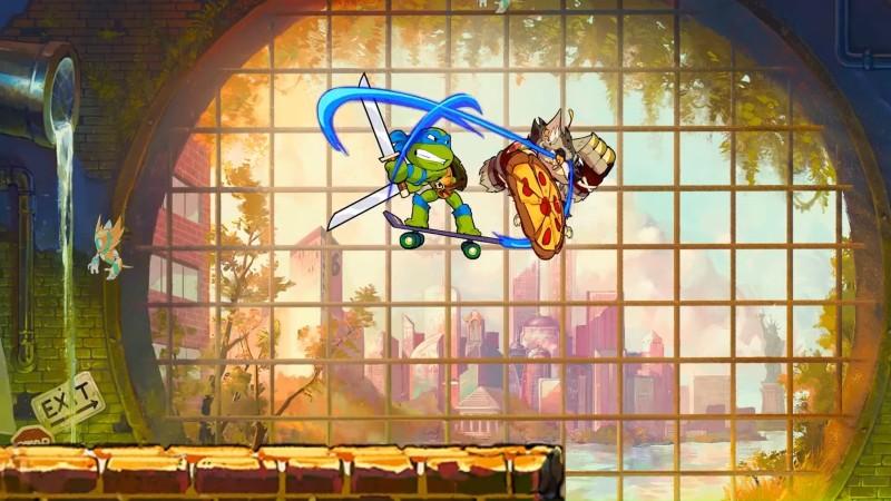 Brawlhalla's Next Crossover Fighters Are The Teenage Mutant Ninja Turtles
