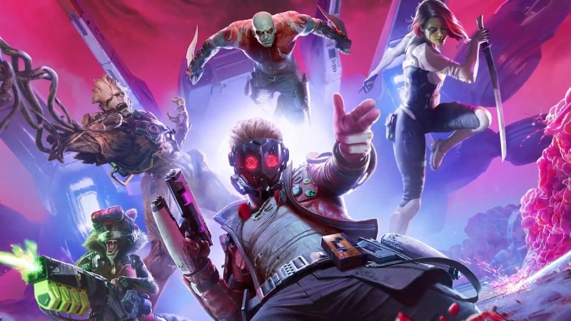 Eidos-Montréal Details Guardians Of The Galaxy In-Game Settings And Accessibility Options