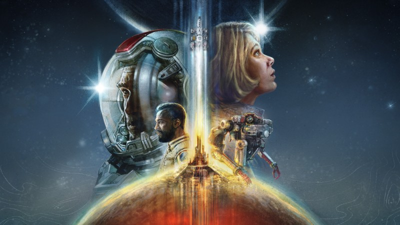 New Starfield Trailer Reveals More Backstory: Bloody Wars, Violent Space Pirates, And Galactic Mysteries