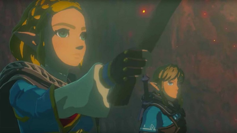 What I Want From Zelda: Breath Of The Wild 2 - Make Zelda Playable, You  Cowards - Game Informer