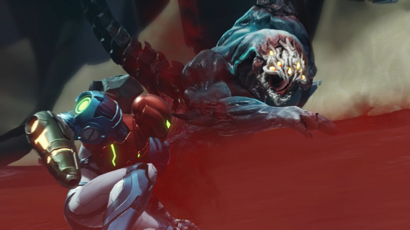 New Metroid Dread Trailer Is A Perfect Gameplay Primer