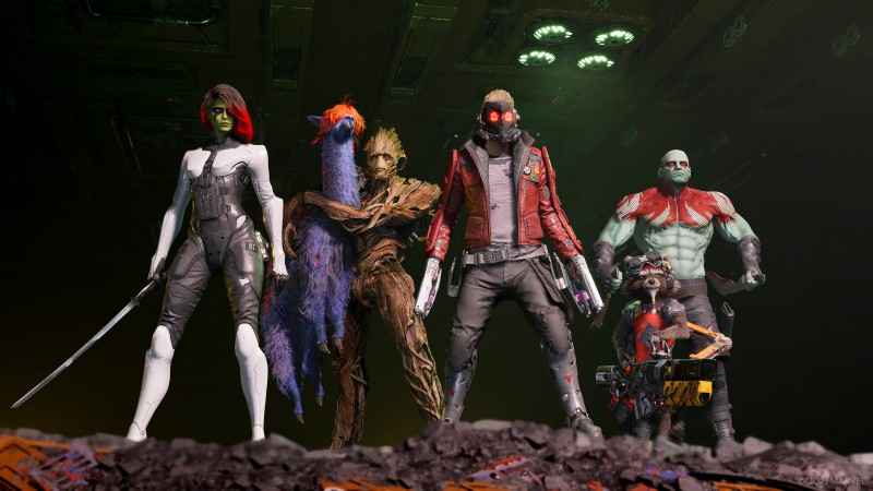 Marvel's Guardians of the Galaxy Review – Enthralling Space Madness