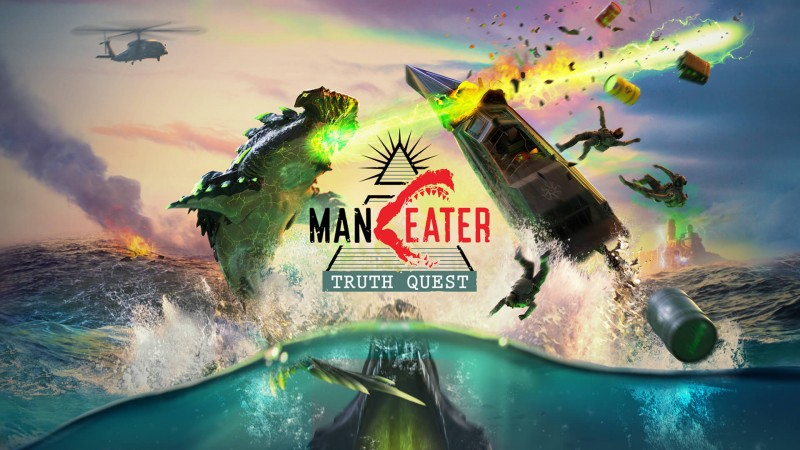 Maneater Returns In Late August With A New Island, Evolutions, And Apex Predators To Hunt