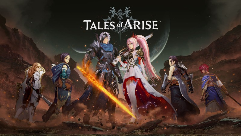 TALES OF ARISE Master Core Replica and Ultimate Edition Giveaway