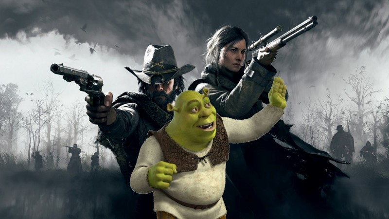 Shrek Invades Hunt: Showdown With His House Found In New Beast Hunter DLC