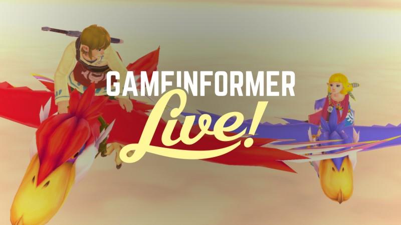 The Legend Of Zelda: Skyward Sword HD – Game Informer Live