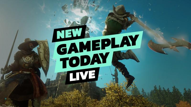 New World Beta - Game Informer Live