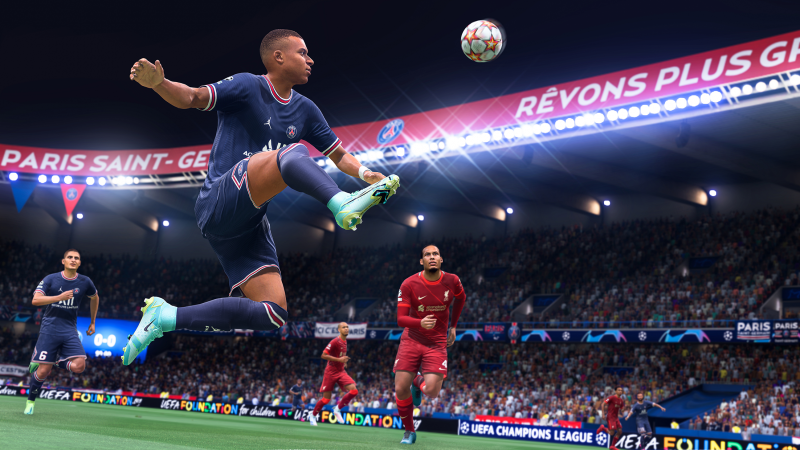 FIFA 22 Next-Gen Gameplay's Hypermotion Technology Is An Impressive Evolutionary Step For The Franchise