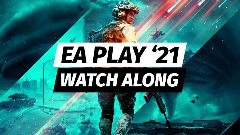 EA Play 2021 Watch Along With Game Informer