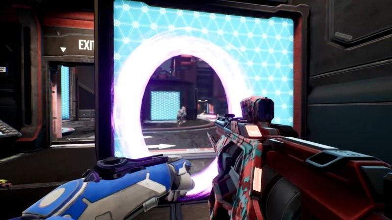 Splitgate Launch Delayed To August Due To Server Overload