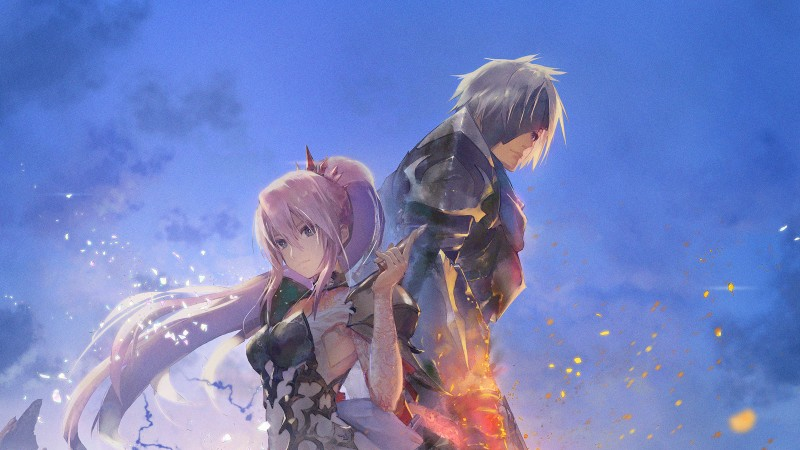 Cover Reveal – The RPG Issue Featuring Tales Of Arise