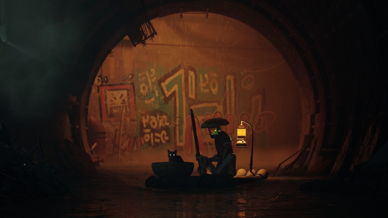 Stray Trailer Shares New Gameplay Details And Slight Delay