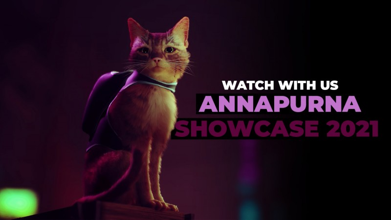 Annapurna Interactive Showcase 2021 Watch Along With Game Informer