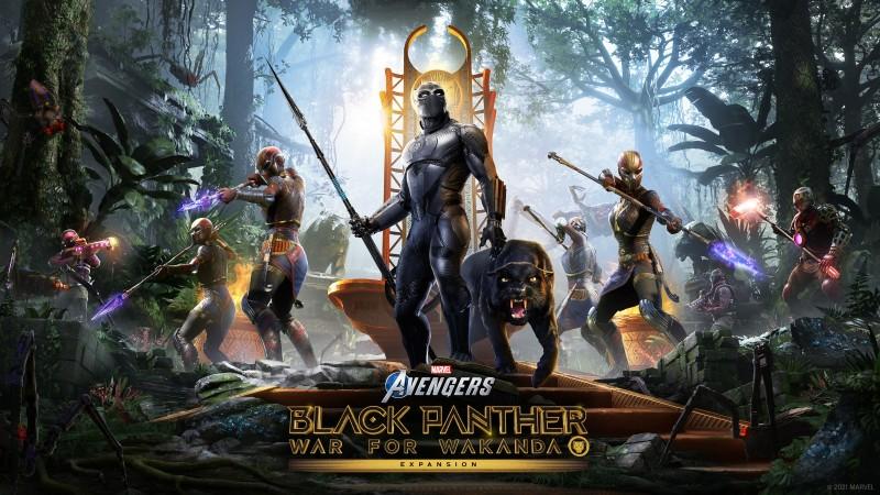 Marvel's Avengers' War For Wakanda Begins In August
