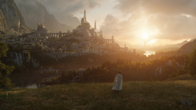 Amazon's Lord Of The Rings TV Series Reveals First Look And Release Date