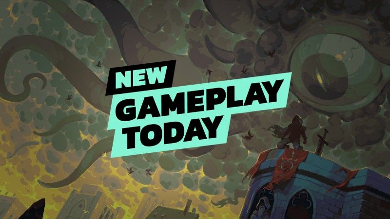 Eldest Souls – New Gameplay Today