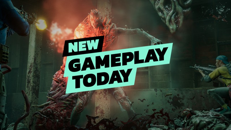 Back 4 Blood Versus Mode – New Gameplay Today