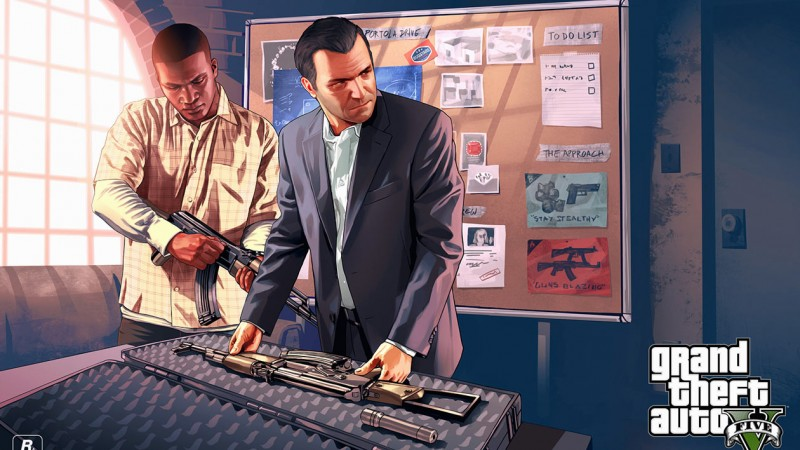 GTA 5 On PS5 Will Run At 4K And 60 FPS