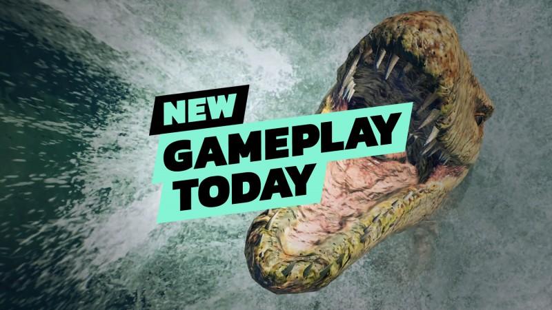 Jurassic World Evolution 2: Unlocking The Mosasaurus - New Gameplay Today