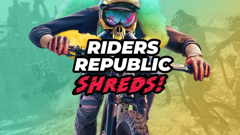 Riders Republic Preview: Ubisoft's Sports Adventure Shreds