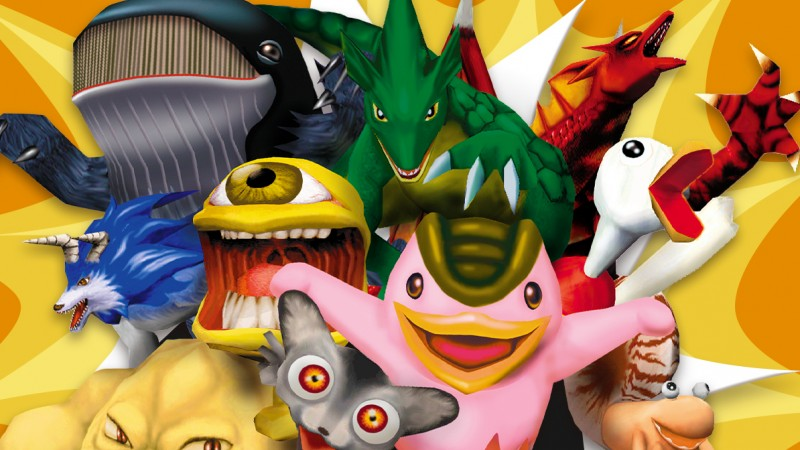 Monster Rancher Returns In A New Bundle For Switch And PC