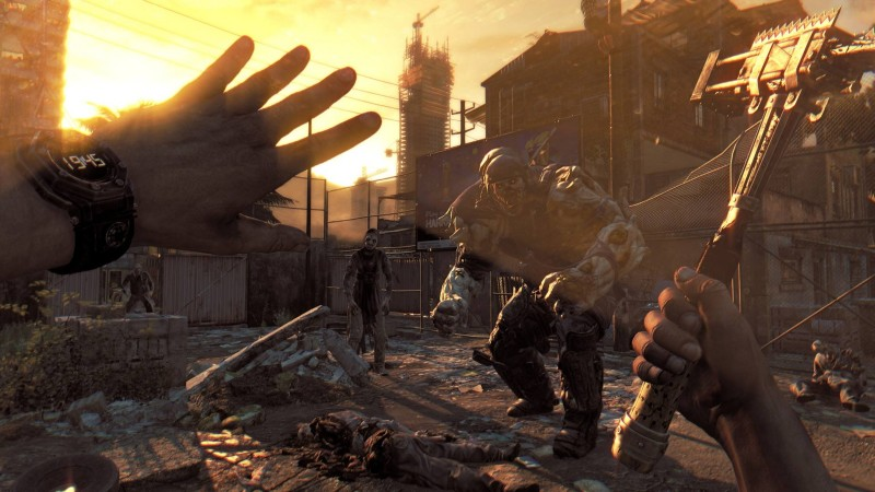 Dying Light Is Leaping To Switch With New Platinum Edition