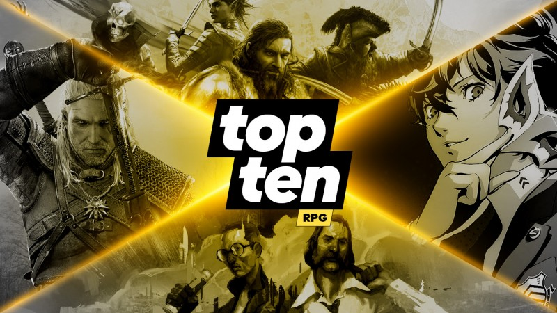 Top 10 RPGs To Play Right Now