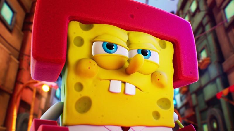 THQ Nordic Announces SpongeBob SquarePants: The Cosmic Shake