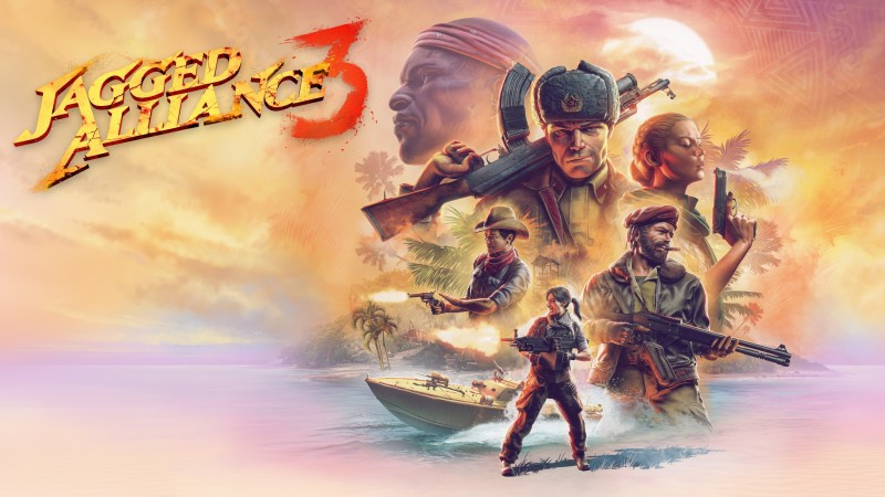 Jagged Alliance 3 Brings Tactical RPG Mercenary Action To PC