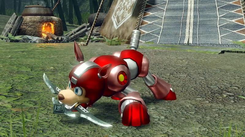 Mega Man's Rush Springs Into Monster Hunter Rise Next Week