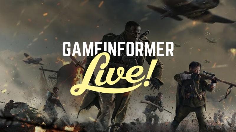 Call Of Duty: Vanguard Multiplayer Beta | Game Informer Live
