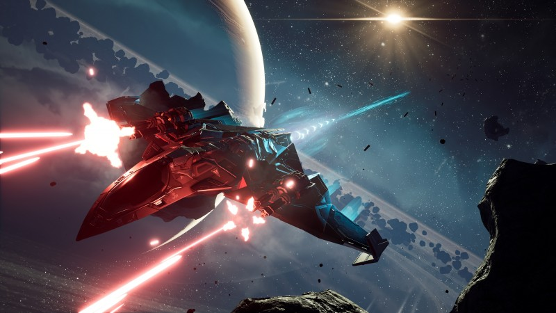 Chrous Looks To Reinvent The Space Shooter