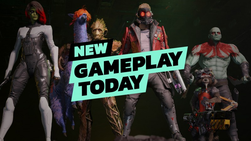 Marvel's Guardians Of The Galaxy (4K)   New Gameplay Today