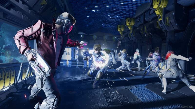 Marvel's Guardians Of The Galaxy Preview – Hands-On With The Interstellar Adventure