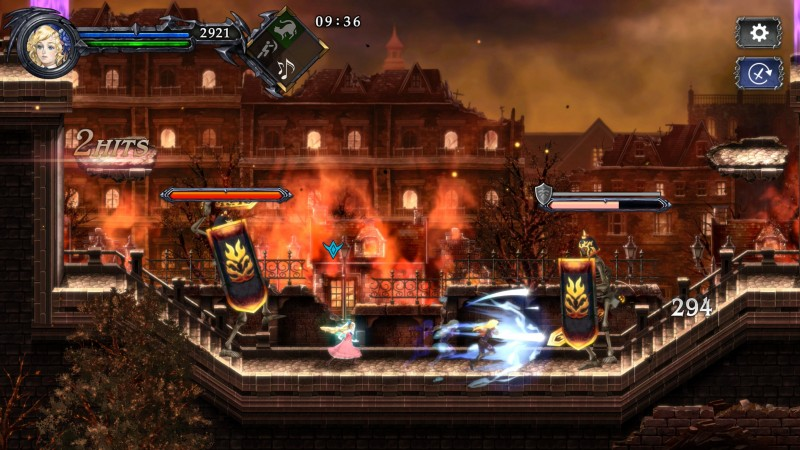 Should You Play Castlevania: Grimoire Of Souls?