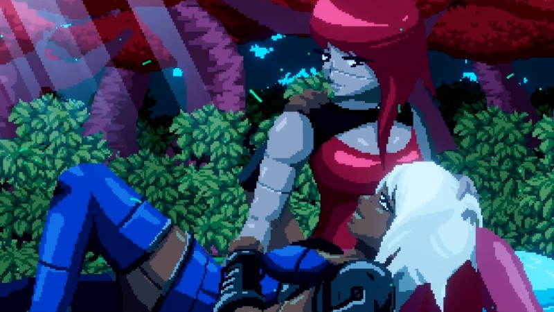 In Unsighted, You Must Save A City Of Robots From Transforming Into Monsters In Real-Time -