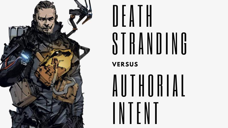 Death Stranding Is Best Played Offline