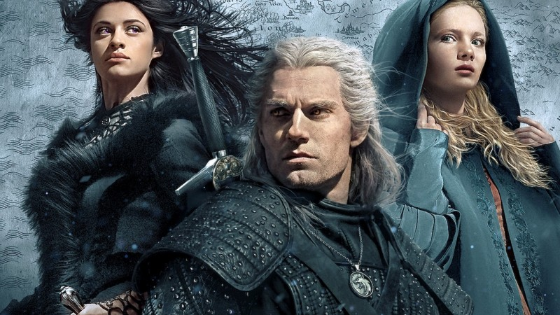 Netflix's The Witcher Reveals Three New Trailers And A Season Three Announcement