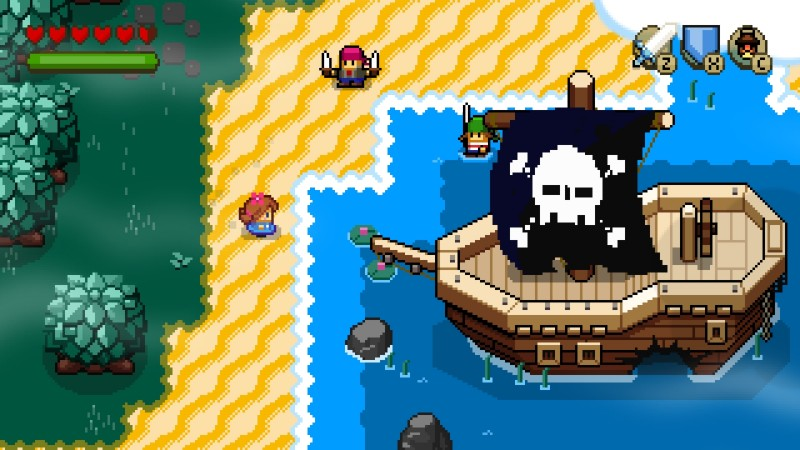 Zelda-Inspired Blossom Tales Is Getting A Sequel