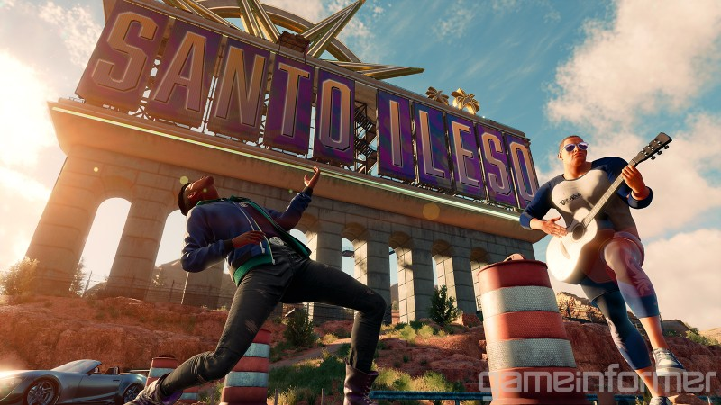 How Saints Row Co-Op Works, How It Affects Single-Player
