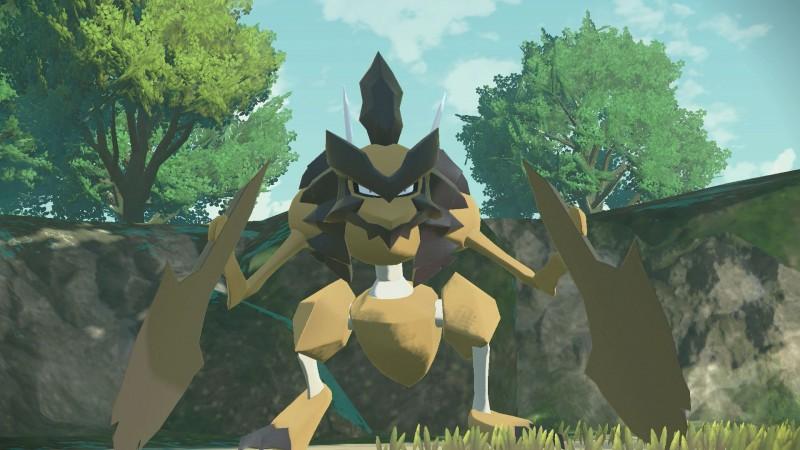 "Pokémon Legends Arceus Has Deep Customization Options And ""Noble"" Boss Fights, Trailer Reveals New Scyther Evolution"