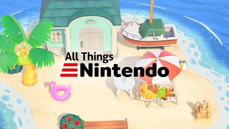 Animal Crossing Updates, Pokémon Brilliant Diamond | All Things Nintendo