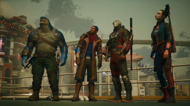 Suicide Squad: Kill The Justice League's Story Trailer Debuts At DC Fandome