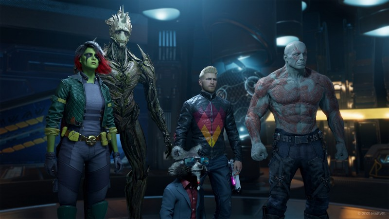 Marvel's Guardians Of The Galaxy PC Version Further Optimized, Launch Download Will Be 80GB