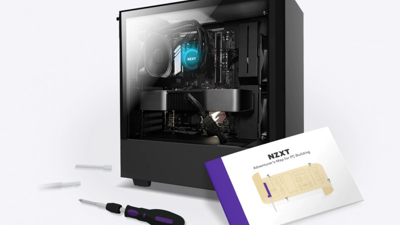 Watch Us Build The New NZXT Streaming PC – Game Informer Live!