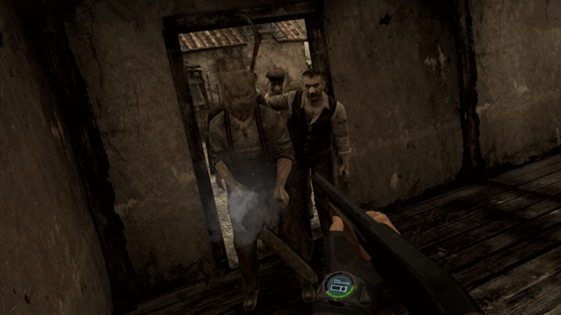 Resident Evil 4 VR Review - Breathing New Life Into A Familiar Feeling